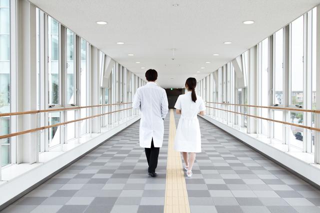 病院、医師、看護師、人間関係